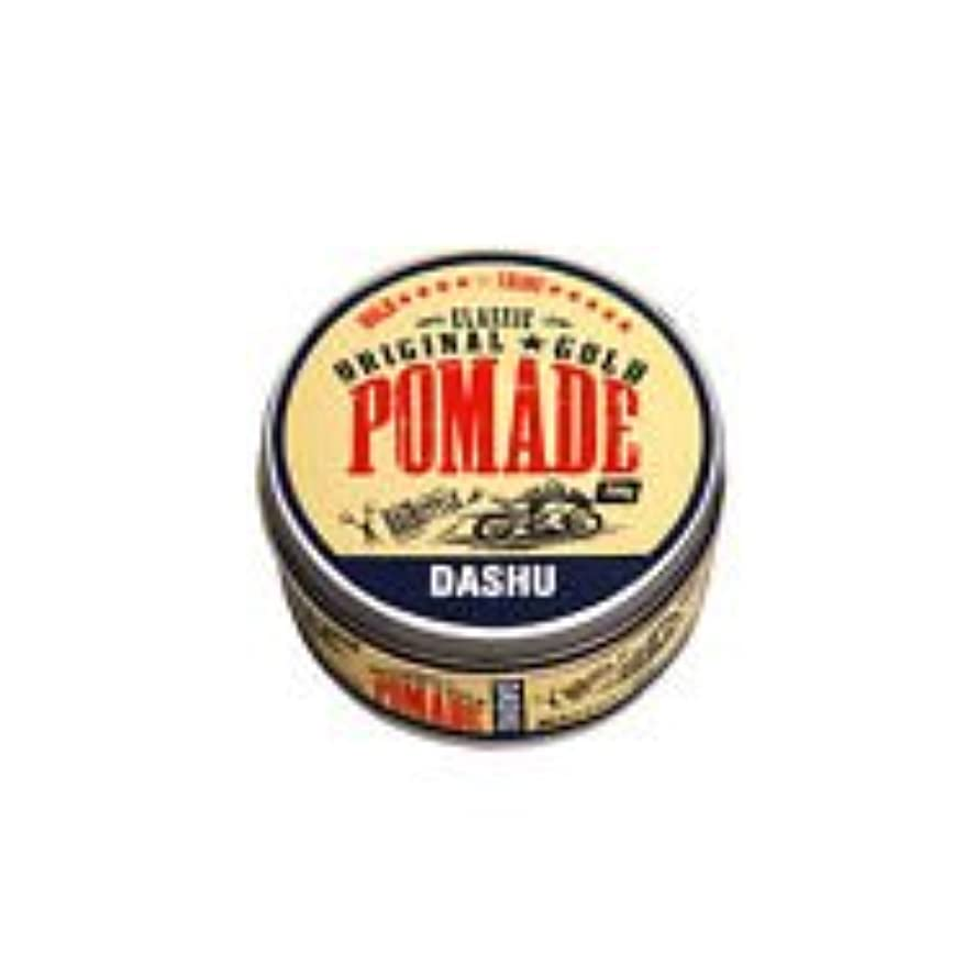 ロッドミシン質素な[DASHU] ダシュ クラシックオリジナルゴールドポマードヘアワックス Classic Original Gold Pomade Hair Wax 100ml / 韓国製 . 韓国直送品