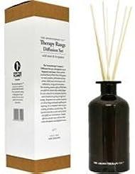 Therapy Range セラピーレンジ メディシンボトル ディフュージョンスティック 250ml ワイルドミント&ベルガモット Wild Mint & Begamont アロマセラピーカンパニー