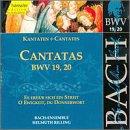 Sacred Cantatas Bwv 19 20