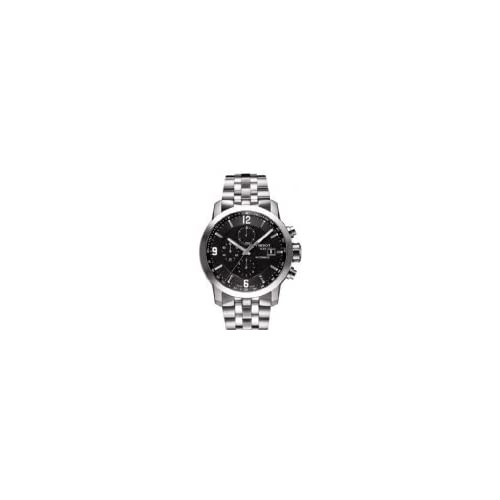 [ティソ]TISSOT 腕時計  PRC 200 T055.427.11.057.00 オートマティック クロノグラフ GENT  [正規輸入品]