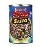 Purefoods sisig 150 ml ピュアフーズ シーシグ