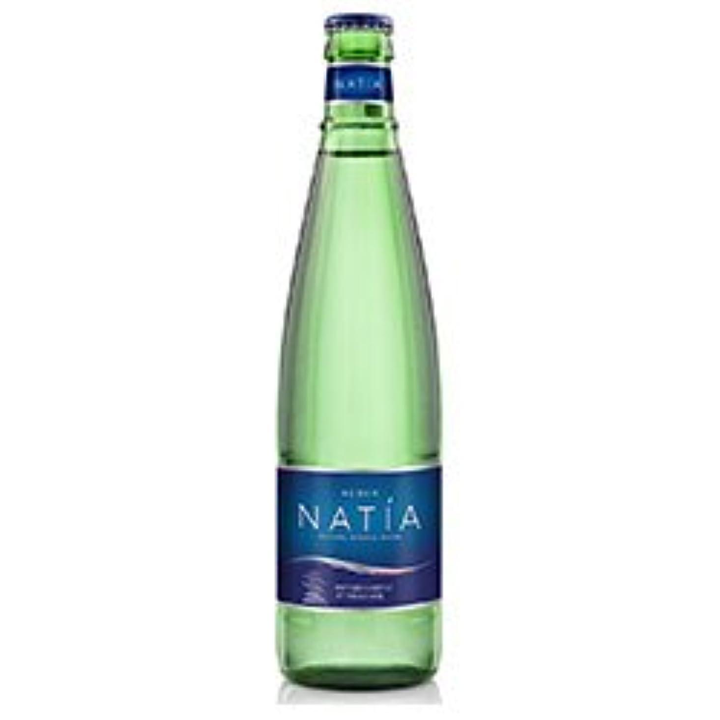 吸収するパイプ寛大なナティア  1000ml瓶×12本入