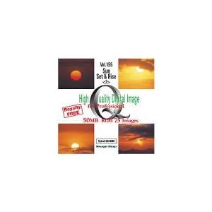High Quality Digital Image Sun Rise & Set <2>