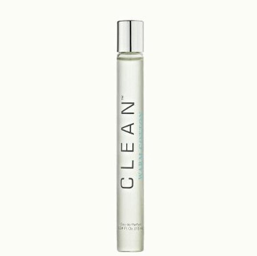 ヒール見せます自宅でClean Warm Cotton (ウオームコットン) 0.34 oz (10ml) EDP Rollerball (ローラーボール) by Clean for Women