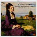 Goldmark;Com.Wrks Violin/Pno 2