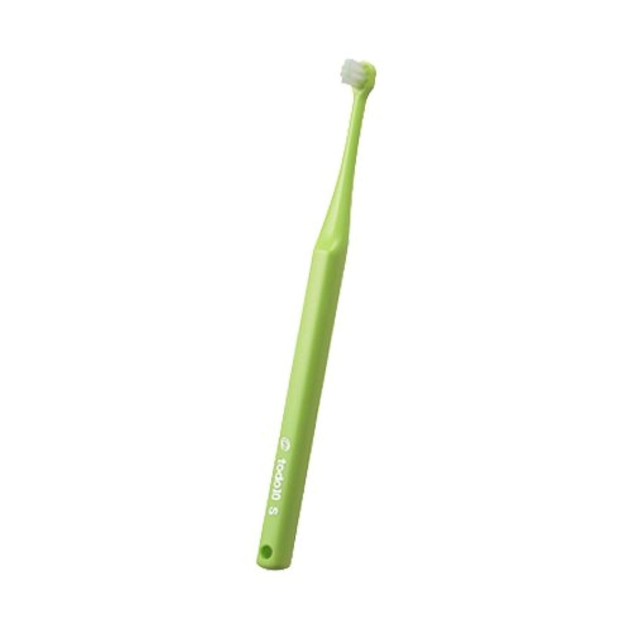 何故なの発見ダーリンオーラルケア todo10 トゥードゥー ? テン 歯ブラシ 1本 グリーン