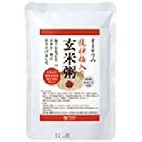 オーサワの龍神梅入り玄米粥 ※20袋セット ※有機玄米、農薬化学肥料不使用「龍神梅」使用 梅干しを丸ごと一つ加えて炊き上げた