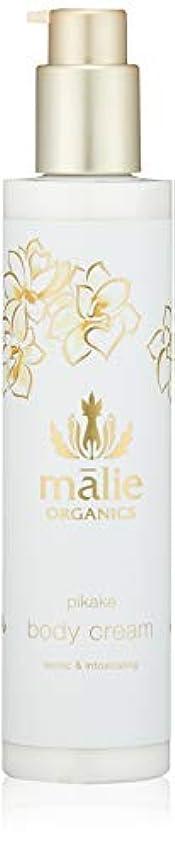 流暢スクラブ太平洋諸島Malie Organics(マリエオーガニクス) ボディクリーム ピカケ 222ml