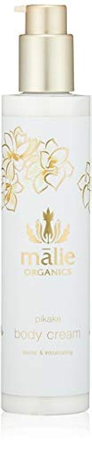 統計ぼかす信頼Malie Organics(マリエオーガニクス) ボディクリーム ピカケ 222ml