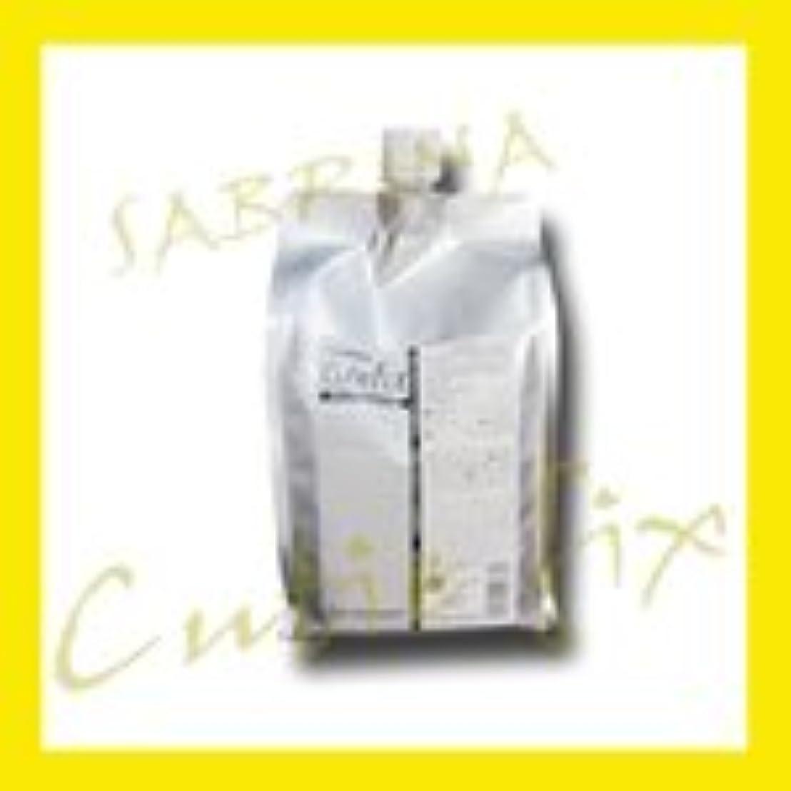 欠乏オーブン耐えられない中央有機化学 サブリナ キューティフィクス シャンプー 1000ml 詰替 プロフェッショナル