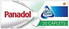 Panadol With Optizorb 20 Tablets