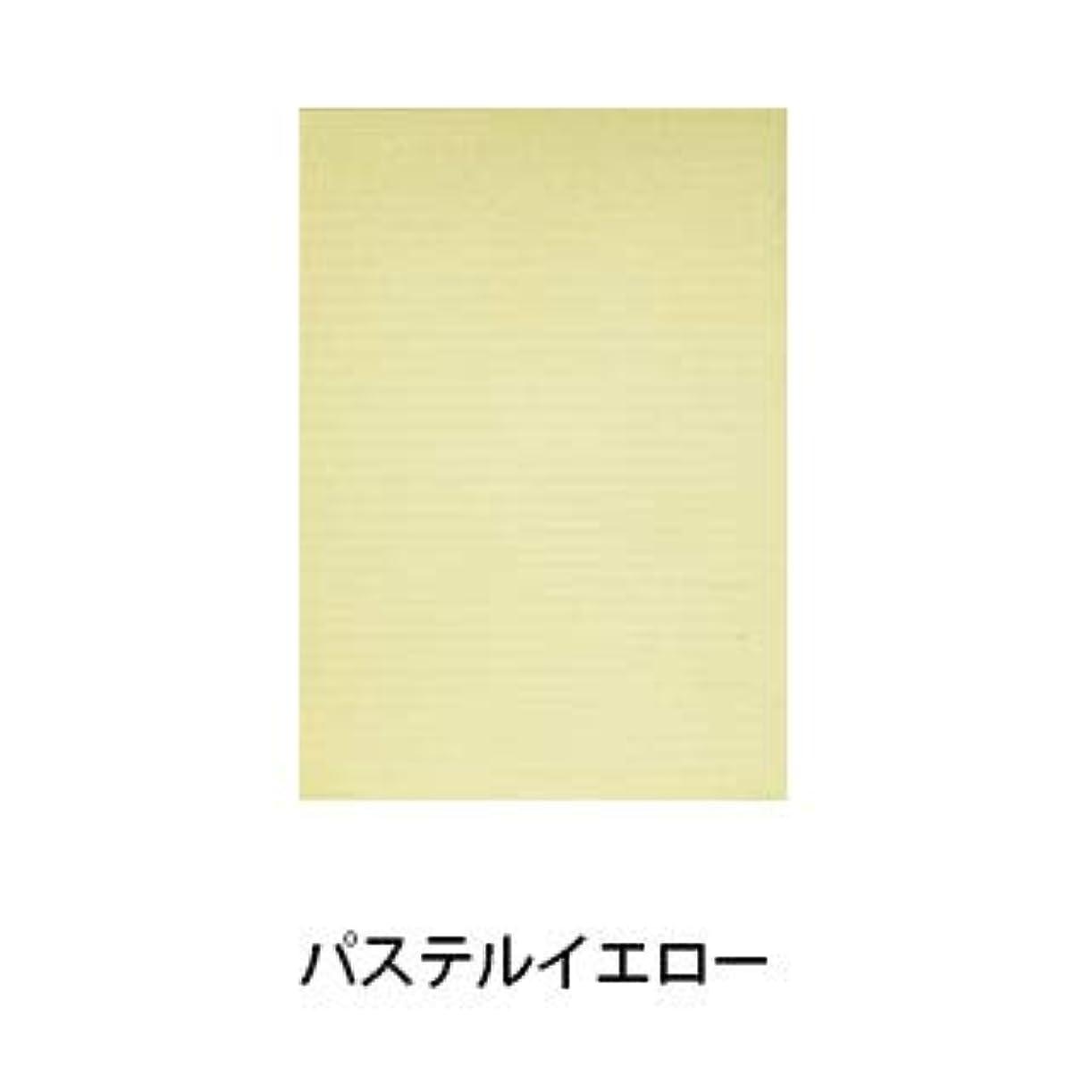 スケッチ掃除不忠【パステルシリーズ】100枚入り ネイルシート ペーパークロス (パステルイエロー)