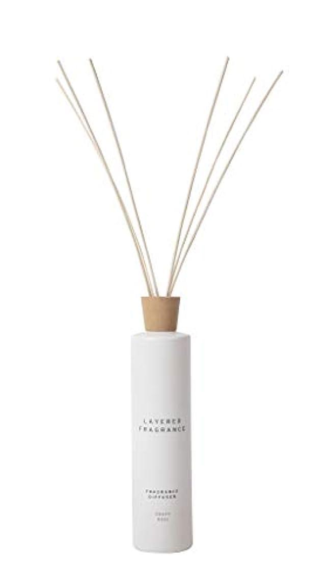 合わせてドレイン七面鳥空間ごとに香りを使い分けて楽しむ レイヤードフレグランス フレグランスディフューザー ソーピーローズ 500ml