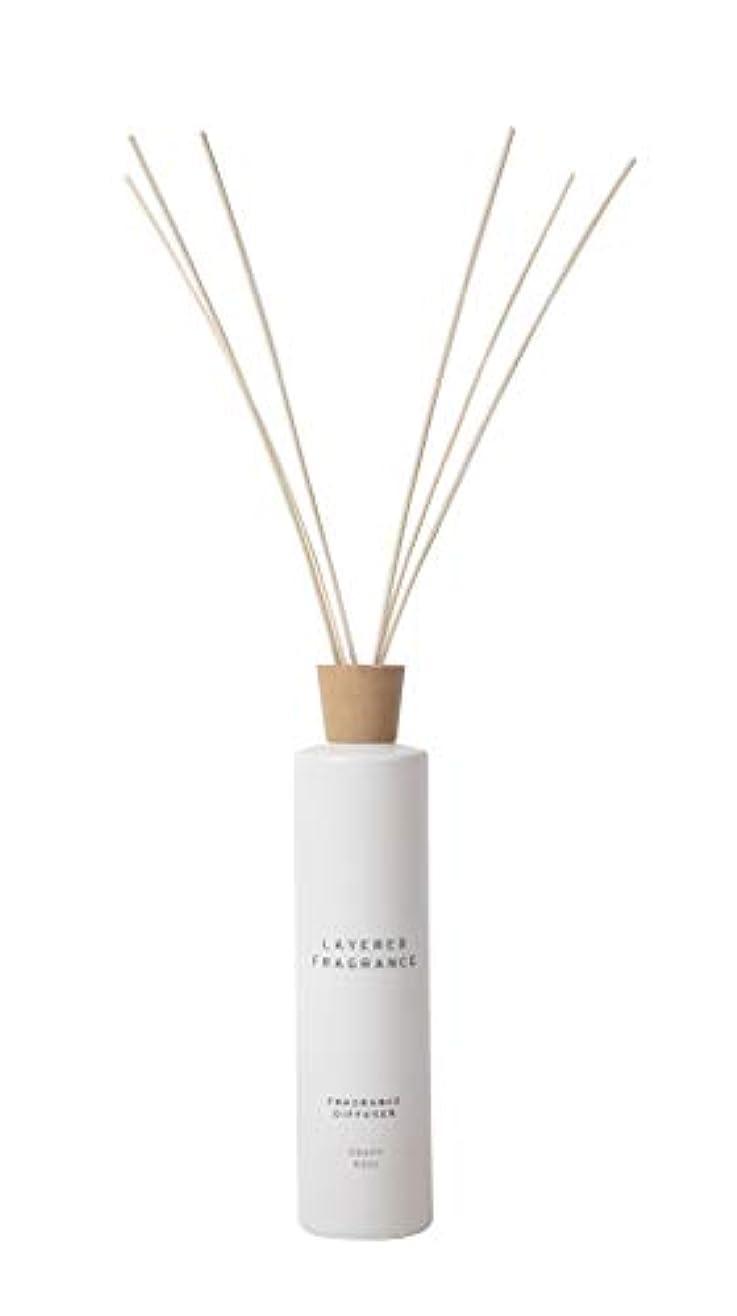 ソーダ水エンジン哺乳類空間ごとに香りを使い分けて楽しむ レイヤードフレグランス フレグランスディフューザー ソーピーローズ 500ml
