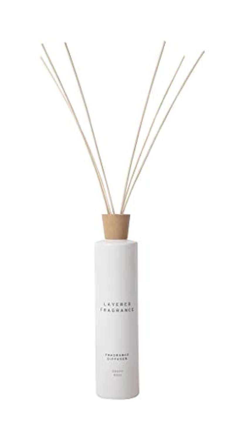 計画許されるショット空間ごとに香りを使い分けて楽しむ レイヤードフレグランス フレグランスディフューザー ソーピーローズ 500ml