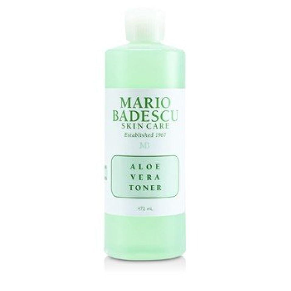 ヒントアパル粘液[Mario Badescu] Aloe Vera Toner - For Dry/ Sensitive Skin Types 472ml/16oz
