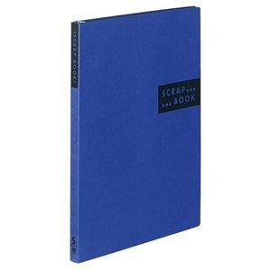 [해외](정리) 코쿠 요 스크랩북 S (스파이럴 제본 · 고정식) A4 중 종이 40 장 등의 폭 20mm 블루 라 -410B 1 권 [× 10 세트]/(Summary) KOKUYO Scrapbook S (Spiral staple · Fixed type) A4 Inner Paper 40 Sheet width 20 mm Blue L 410 B 1 book [...