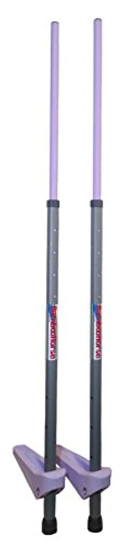 東方興産 サイズ調整式 竹馬 BH135 パープル