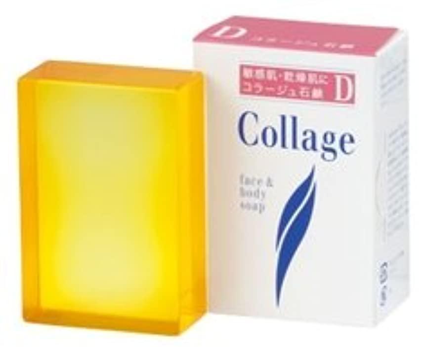 複製する不適当サッカーコラージュD乾性肌用石鹸100g×2 1342