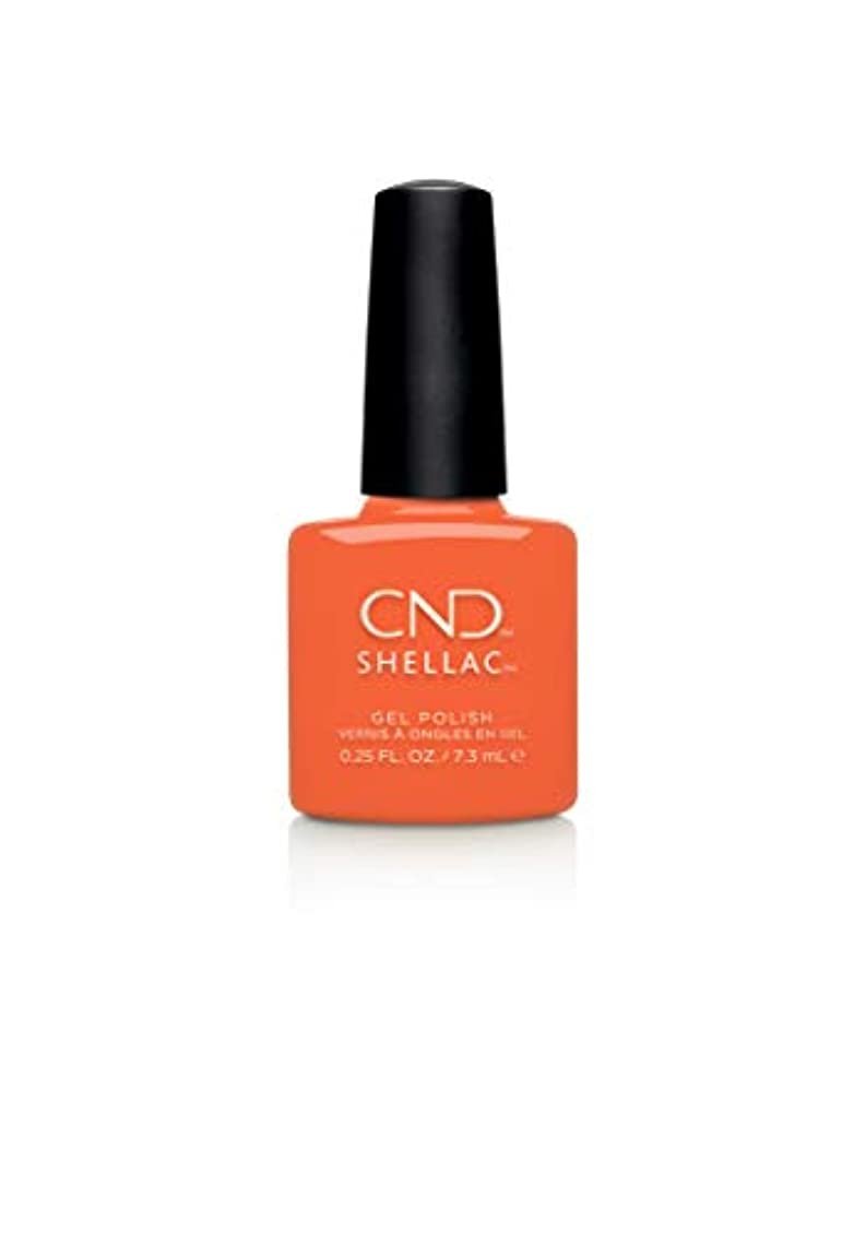 突進憂慮すべき威するCND Shellac - Treasured Moments Fall 2019 Collection - B-Day Candle - 0.25oz / 7.3ml