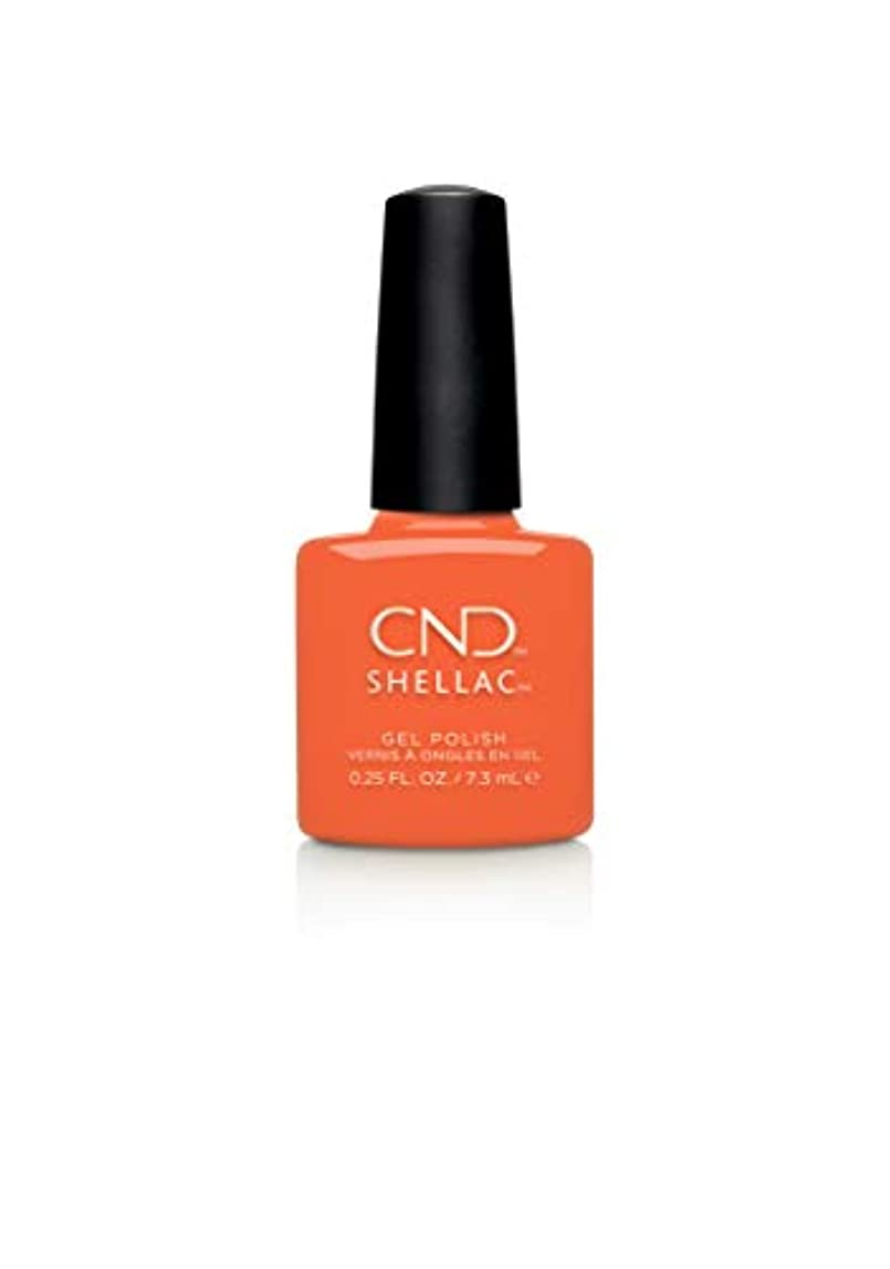 スパイラルターゲットテニスCND Shellac - Treasured Moments Fall 2019 Collection - B-Day Candle - 0.25oz / 7.3ml