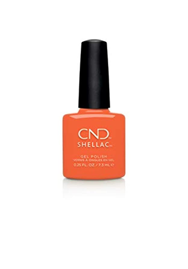 パノラマ地殻思慮深いCND Shellac - Treasured Moments Fall 2019 Collection - B-Day Candle - 0.25oz / 7.3ml