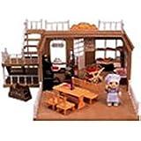 シルバニアファミリー お店シリーズ 森のパン屋さん 300×250×150mm ハ-23