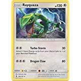 Rayquaza - 106/145 - Rare - Sun & Moon: Guardians Rising