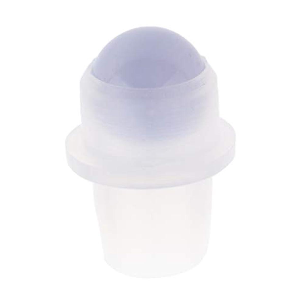 全員アイザック染色エッセンシャルオイル ローラーボールトップ ローラーボールの付属品 交換用トップス ロールオンボトル