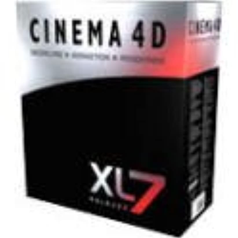 へこみ個人反論者Cinema 4D XL R7 英語版 Windows版