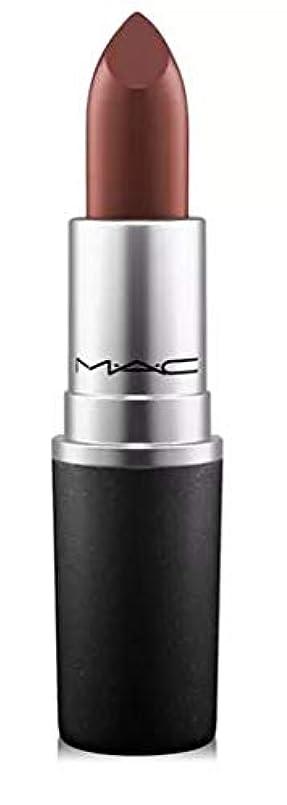 幾何学求人会話型マック MAC Lipstick - Plums Film Noir - intense brown (Satin) リップスティック [並行輸入品]