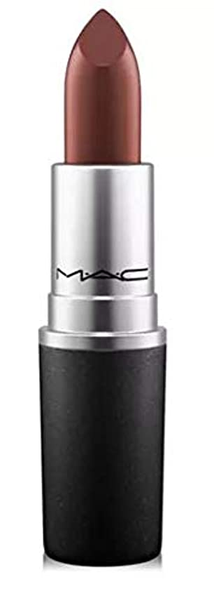 放映机めったにマック MAC Lipstick - Plums Film Noir - intense brown (Satin) リップスティック [並行輸入品]