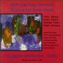 20th Century Concert Etudes