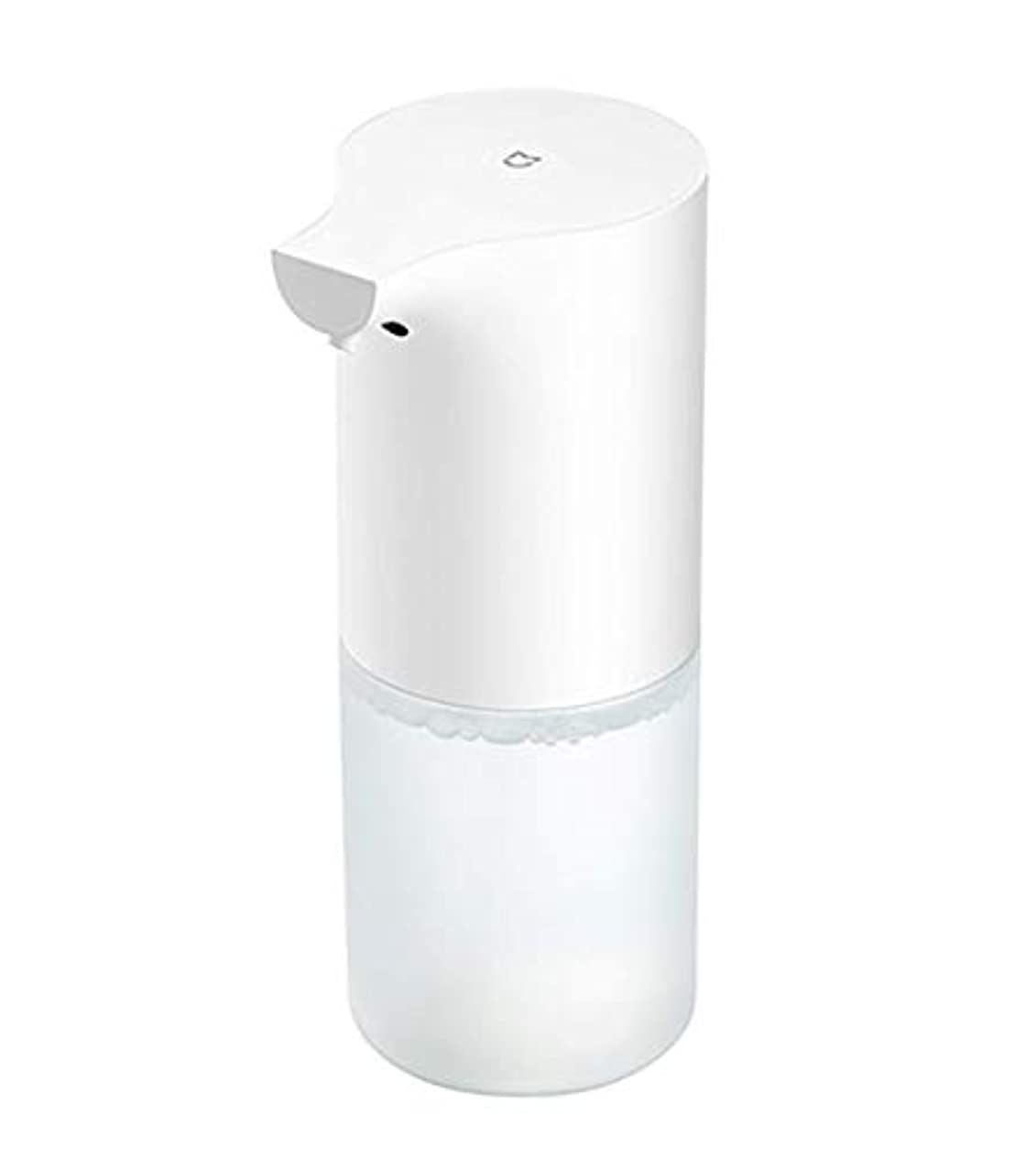 六任命かわいらしい自動誘導発泡ハンドウォッシャーフォームソープディスペンサー赤外線センサーソープディスペンサー用浴室キッチン