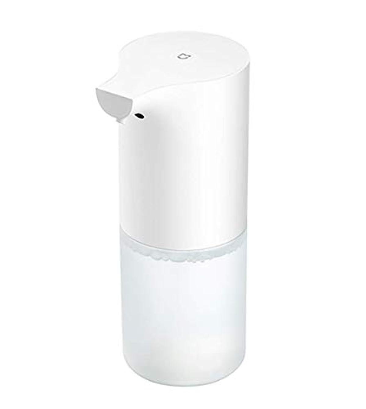 実行可能週間実施する自動誘導発泡ハンドウォッシャーフォームソープディスペンサー赤外線センサーソープディスペンサー用浴室キッチン