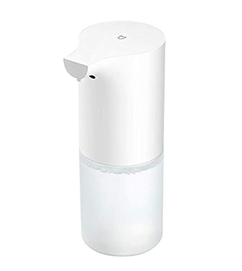 周りウォーターフロント学部自動誘導発泡ハンドウォッシャーフォームソープディスペンサー赤外線センサーソープディスペンサー用浴室キッチン
