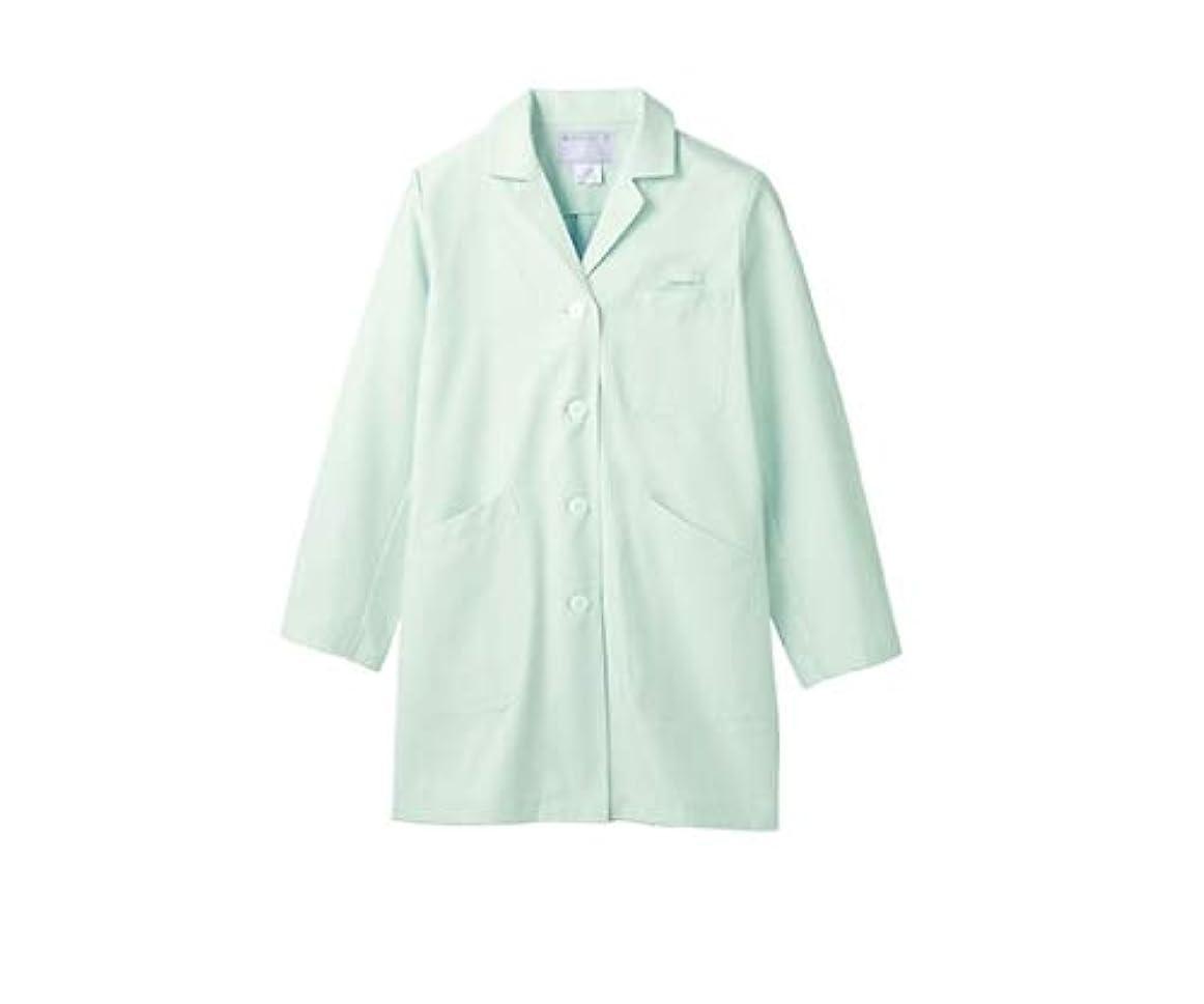 増幅するオアシスコカインドクターコート(レディス長袖シングル 71-087 ミント サイズ:M 住商モンブラン 医療従事者向け