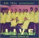Go Tell Somebody by Stars of Faith