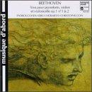 Beethoven;Trios Piano,Violi