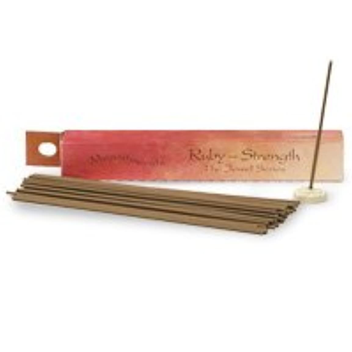 医療のパワーセル欺Shoyeido 's Ruby Incense、30 Sticks