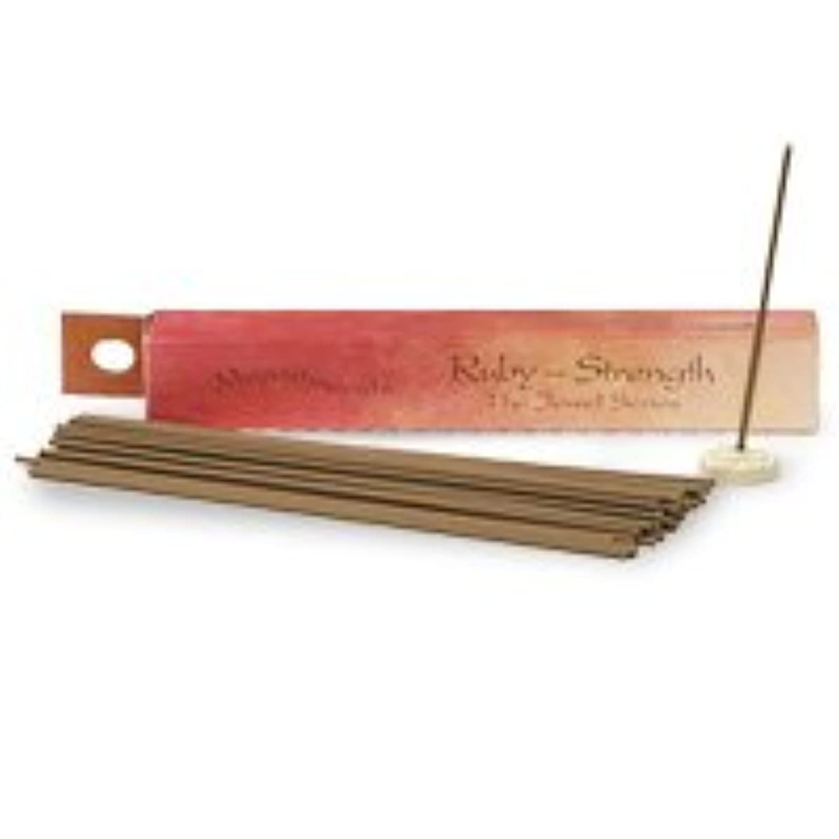 空洞伸ばす石灰岩Shoyeido 's Ruby Incense、30 Sticks