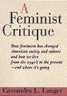 A Feminist Critique