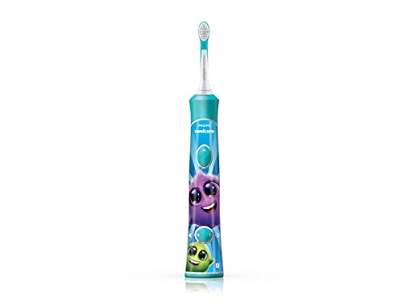 一般的なメロディー裁定フィリップス ソニッケアー キッズ こども用電動歯ブラシ アプリ連動 HX6326/03