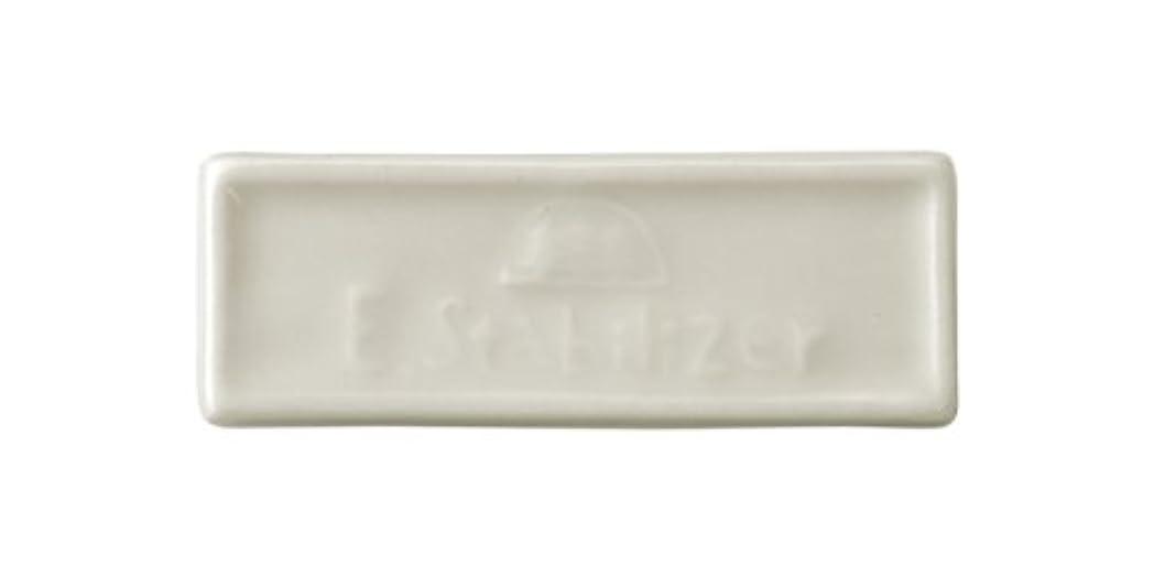 物理的にビジネスシェーバー森修焼 森林浴 遠赤外線陶磁器 アーススタビライザーブレーカータイプ 縦23×横65(mm) 12セット