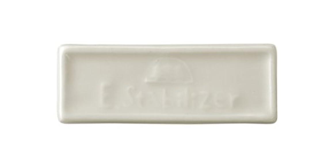 合わせてスペア口頭森修焼 森林浴 遠赤外線陶磁器 アーススタビライザーブレーカータイプ 縦23×横65(mm) 6セット