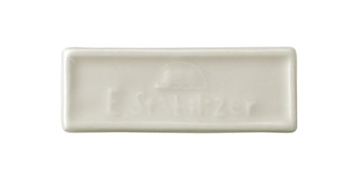 消費者たまに器用森修焼 森林浴 遠赤外線陶磁器 アーススタビライザーブレーカータイプ 縦23×横65(mm) 6セット