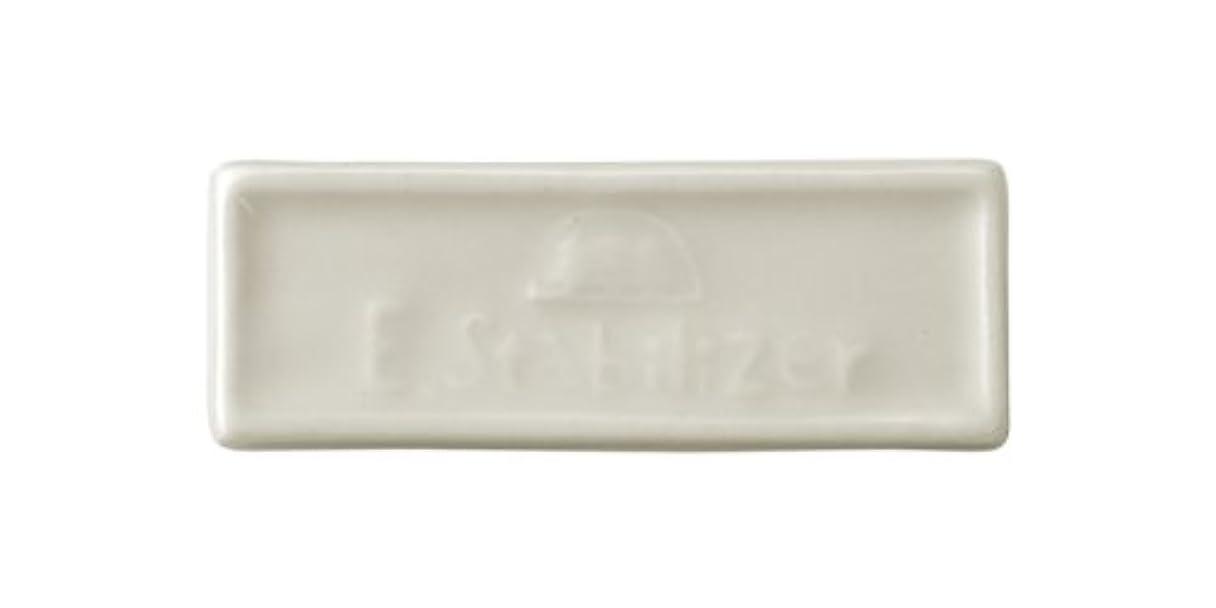 スリムフィットネス順番森修焼 森林浴 遠赤外線陶磁器 アーススタビライザーブレーカータイプ 縦23×横65(mm) 2セット