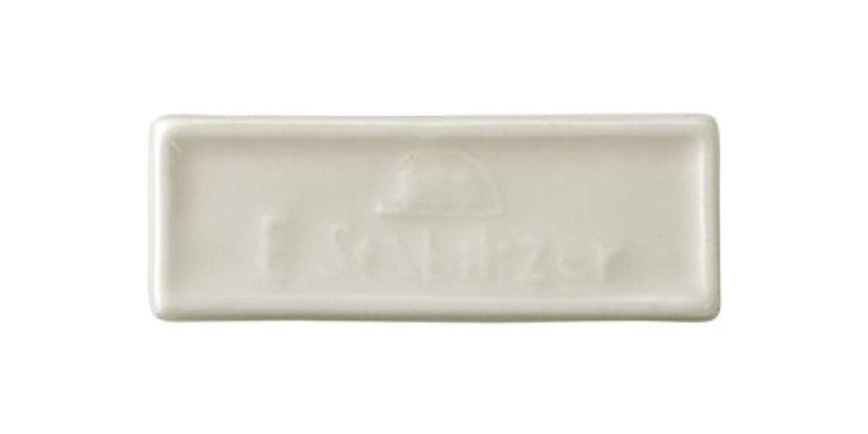 証言するゲージ言語森修焼 森林浴 遠赤外線陶磁器 アーススタビライザーブレーカータイプ 縦23×横65(mm) 2セット