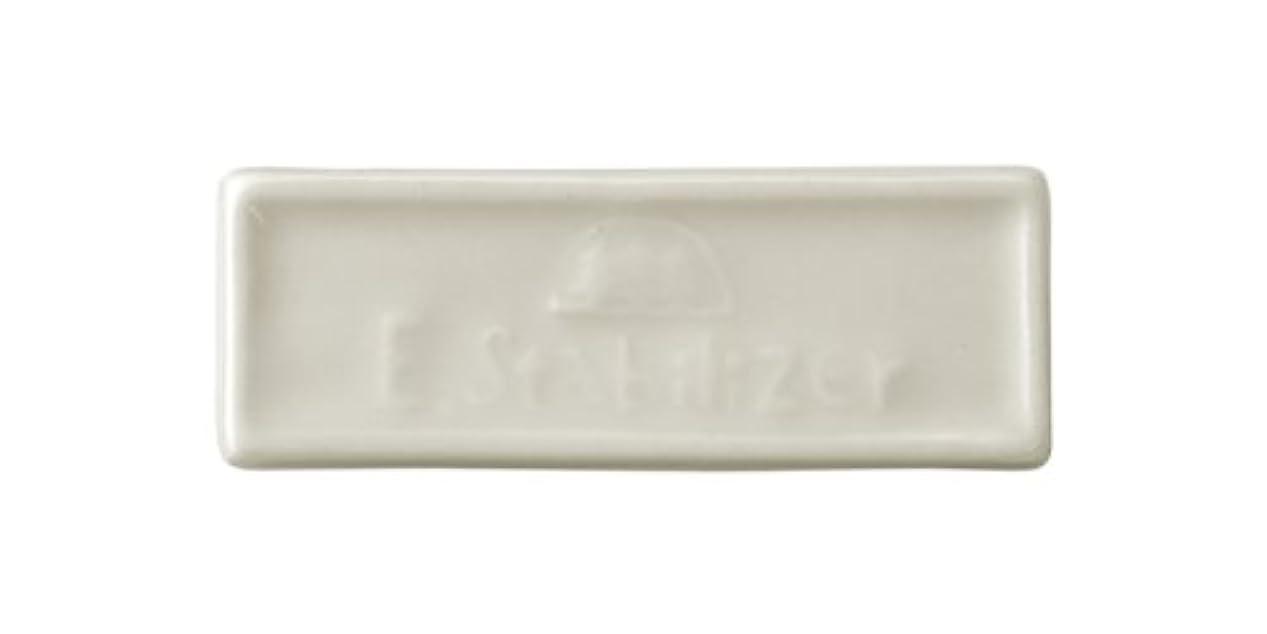 死付与カウンタ森修焼 森林浴 遠赤外線陶磁器 アーススタビライザーブレーカータイプ 縦23×横65(mm) 6セット
