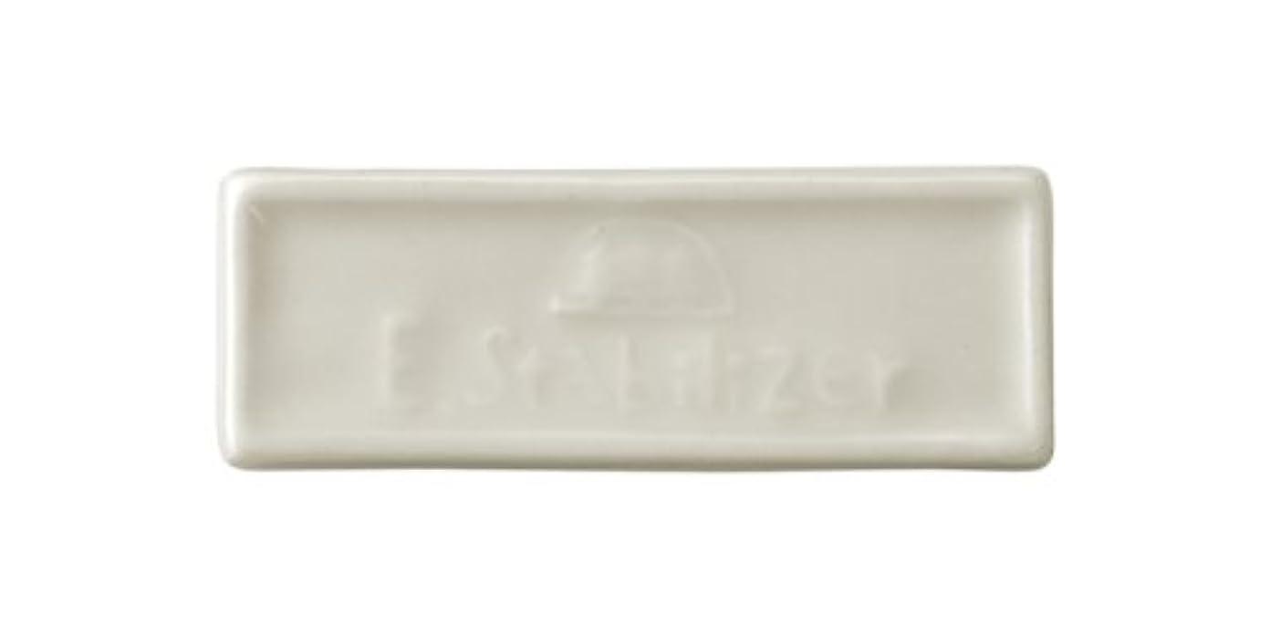 違う故障現像森修焼 森林浴 遠赤外線陶磁器 アーススタビライザーブレーカータイプ 縦23×横65(mm) 12セット